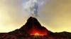 Eveniment natural SPECTACULOS! Un vulcan aruncă lavă la înălțimi mari și provoacă nori de cenușă (VIDEO)
