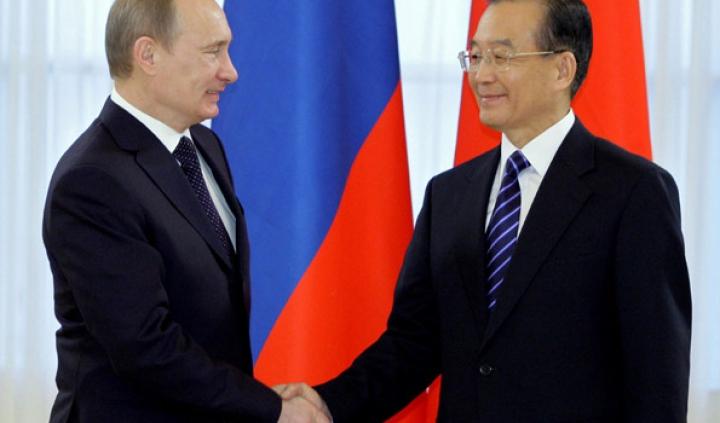 Prietenie la un alt nivel! ACORDUL important semnat de Rusia şi China