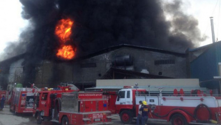 Bilanț cutremurător în Filipine. Incendiul de la fabrică a atras atenţia comunităţii internaţionale