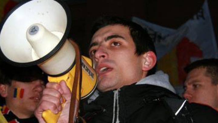 """Liderul mișcării """"Acțiunea 2012"""" a fost expulzat din Republica Moldova"""