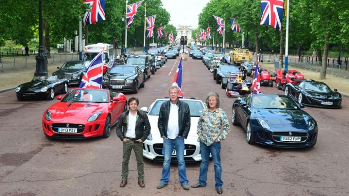 În curând pe ecrane: James May, Jeremy Clarkson şi Richard Hammond pregătesc un nou show auto