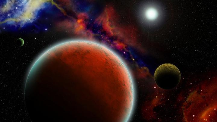 Se prefigurează SFÂRŞITUL LUMII chiar în acest weekend. Planetele s-au aliniat pe poziţii