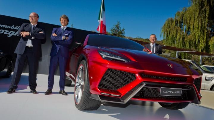 Veşti bune din Italia, însă nu pentru buzunarul moldovenilor. Lamborghini Urus va fi produs din 2018