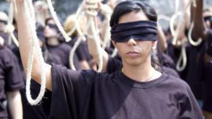 Astăzi este marcată Ziua mondială de luptă împotriva pedepsei cu moartea