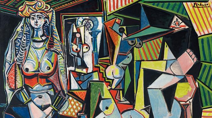 """AMEŢITOR! Cât a plătit un colecţionar pentru """"Femeile din Alger"""" ale lui Picasso"""