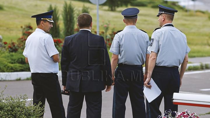 Șeful Inspectoratului de Poliție din Dubăsari s-a pensionat! Cine i-a luat locul