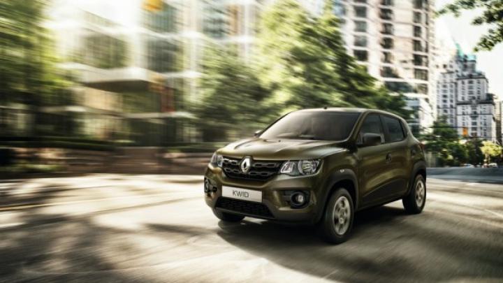 PREMIERĂ MONDIALĂ: Renault Kwid, cel mai accesibil model din gama francezilor