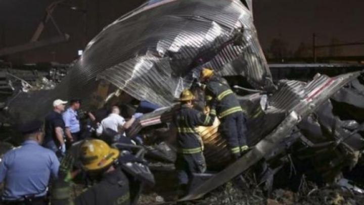 Anchetatorii anunţă cauzele accidentului feroviar din Philadelphia în care au murit şapte oameni