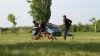 FOCURI DE ARMĂ la Ungheni. Poliţiştii de frontieră pornesc în căutarea unui grup de infractori
