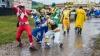 DANSURI prin ploaie şi glod! Cum arată un festival în cele mai oribile zile pentru distracţie (FOTOREPORT)