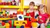 PREMIERĂ în Moldova. Au fost elaborate REGULI pentru importul şi producţia jucăriilor în ţară