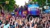 Sărbătoare de zile mari în Spania. Oamenii s-au îmbulzit să-şi aclameze eroii (VIDEO)