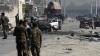 Atac terorist în Kabul. Un convoi al NATO a fost deteriorat de un sinucigaş (VIDEO)