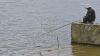 Vânătoare de braconieri. Inspectorii au efectuat razii de contracarare a pescuitului ilegal