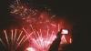 Veselie şi focuri de artificii la Cimişeni! Cum au marcat locuitorii rezultatul alegerilor (VIDEO)