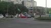 Accident de lux în Capitală! Un Porsche decapotabil a fost avariat (FOTO/VIDEO)