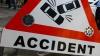 ACCIDENT GRAV lângă Sângera: Zece oameni au ajuns la spital (VIDEO)