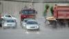 Incident ''fierbinte'' în capitala Ucrainei! Pietonii au rămas cu picioarele FRIPTE (VIDEO)