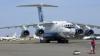 Incendiu în Rusia: Un transportator blindat, cu muniție la bord, a căzut dintr-un avion