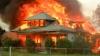 INCENDIU DEVASTATOR în raionul Criuleni. O casă a fost mistuită de flăcări (VIDEO)