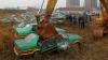 BOMBE ecologice în mijlocul oraşelor. Cum arată cimitirele de maşini abandonate în China (FOTO)