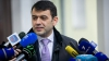 Ministrul de Interne, Oleg Balan a confirmat că dosarul lui Gaburici a fost trimis Procuraturii