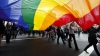 Sute de oameni au ieşit pe străzile din Sydney pentru a sprijini căsătoriile gay