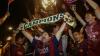 Nebunie totală la Barcelona! Mii de fani au invadat străzile orașului sărbătorind victoria formației catalane