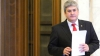 Fostul ministru de Interne al României, Gabriel Oprea, a fost pus sub urmărire penală