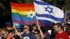 Culorile curcubeului au mărșăluit pe străzile din Tel Aviv la parada minorităților sexuale