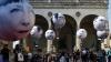 Proteste cu ocazia Summit-ului G7 în Bavaria. Cum şi-au manifestat nemulţumirea demonstranţii