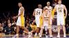 Lebron James şi Lonzo Ball au intrat în istorie Lakers. Au reuşit câte un triple-double în disputa cu Charlotte Hornets