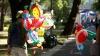 Muzică, distracţie şi cadouri. Show de excepţie pentru sute de copii din Bălţi (VIDEO)