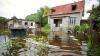 DEZASTRU în Criuleni. Puhoaiele formate în urma ploilor nu au avut milă de locuitori (VIDEO)