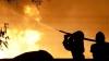 Incendiu la Ciocana. Locatarii unui bloc au fost evacuaţi