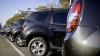 Piața auto din Moldova, în declin. Vânzările de maşini second hand au scăzut considerabil