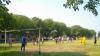 Meci de fotbal INEDIT la Chişinău! Gardienii şi rudele au făcut galerie la 12 condamnaţi pe viaţă (VIDEO)