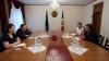 Andrian Candu a avut o întrevedere cu șeful Misiunii de observatori ai OSCE