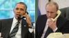 Discuţie telefonică între Putin şi Obama. Solicitarea insistentă a preşedintelui american