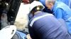 ACCIDENT tragic pe şantier. Un bărbat a fost strivit de o placă de beton (VIDEO)