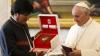 Doleanţă de la Suveranul Pontif. Papa Fracisc merge în Bolivia unde va mesteca frunze de coca