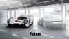 Porsche are pregătit un nou model sportiv, dar îl ţine încă ascuns