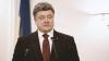 Petro Poroșenko: Ucraina va face totul pentru a restabili integritatea teritorială a Moldovei