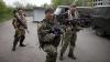 Ca în filmele de groază! Luptele grele continuă în regiunea Doneţk (VIDEO)