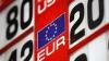 Leul se apreciază în raport cu euro. Cursul valutar stabilit de Banca Națională a Moldovei