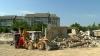 Locuinţe sociale la Nisporeni! Lucrările de construcţie a blocurilor au fost lansate