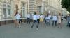 DANSURILE DEMOCRAŢIEI. CEC a decis să promoveze alegerile libere printr-un flashmob