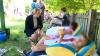 Ministrul Muncii, Ruxanda Glavan, le-a făcut o surpriză fetiţelor de la orfelinatul din Hânceşti