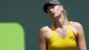 Surpriză de proporţii la Roland Garros! Maria Şarapova a fost eliminată