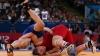 Bronz pentru Moldova. Svetlana Saenko a cucerit locul 3 la lupte libere
